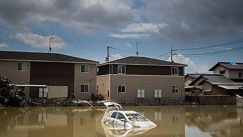 Angka korban banjir di Jepun capai lebih 150 orang