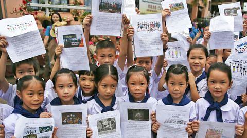 Remaja terperangkap dalam gua Thai berada dalam keadan baik