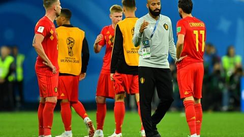 Martinez gesa Belgium bangkit semula, rebut tempat ketiga