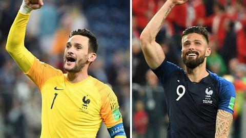 'Les Bleus' pilihan ramai julang Piala Dunia