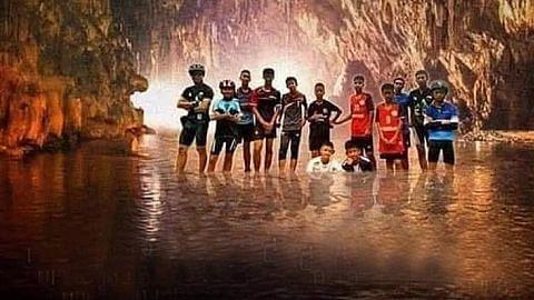 Wira yang tidak didendang dalam misi sukar di gua Thailand