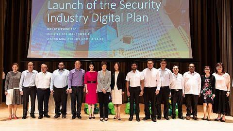Pelan digital industri keselamatan dilancar