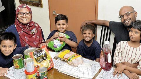 Strategi 'buru diskaun' bantu keluarga kurangkan kos sara hidup