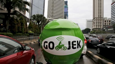 EKONOMI Firma Indo Go-Jek pantau pasaran S'pura