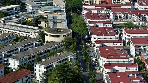 28 'unit kediaman' di Tiong Bahru kini boleh jalankan perniagaan