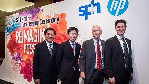SPH manfaat mesin cetak digital HP jelang suku pertama tahun depan