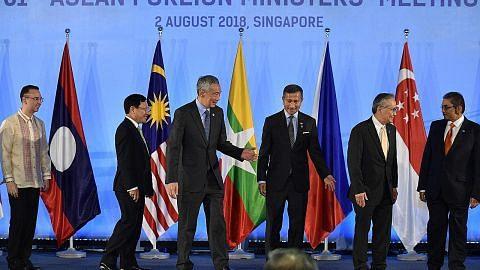 PM Lee: Asean perlu bersatu dalam geopolitik tidak menentu