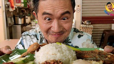 Kesukaan makan warga SG dijadi ilham filem
