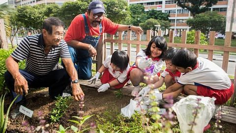 Nordin, Mong Kiang lentur semangat masyarakat berjiran