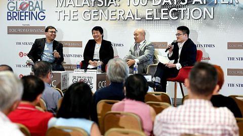 Hubungan dua hala dapat perhatian di forum Malaysia di bawah Pakatan Harapan