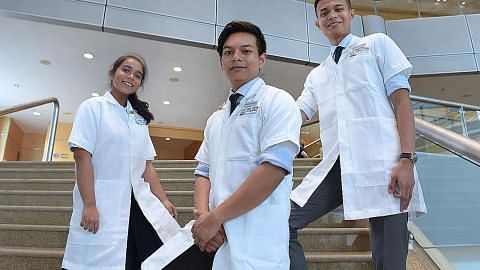 Kejar impian jadi doktor