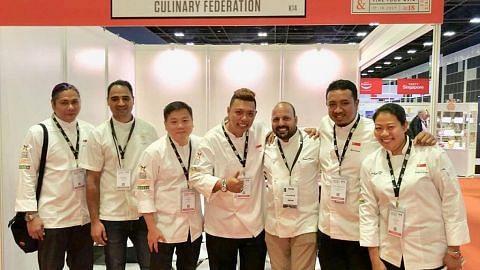 Persekutuan Kulinari Halal S'pura giat kongsi keperluan
