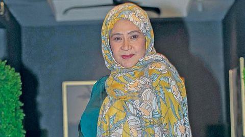 Azizah Mahzan elak tonton lakonan sendiri