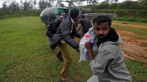 Ahli politik didakwa tidak endah ramalan banjir besar di Kerala