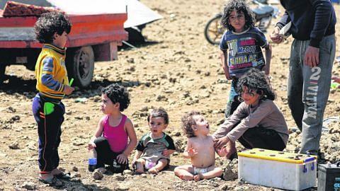 Lebih 7,000 kanak-kanak jadi mangsa konflik Syria