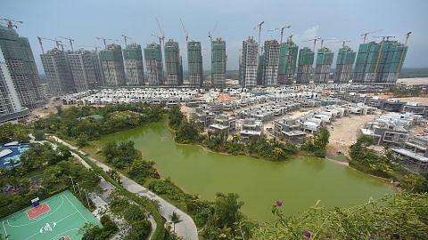 Panel akan dibentuk kaji semula projek Forest City
