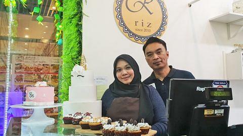 Strategi firma kek cawan tangani perubahan selera pelanggan
