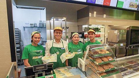 Restoran Subway terima sijil halal Muis