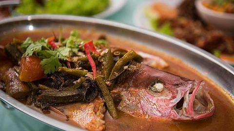 Sajian Peranakan gabung selera Melayu dan Cina