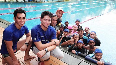 Schooling kongsi petua raih kejayaan dengan kanak-kanak dari Care Singapore