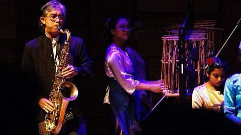 Sentuhan cinta penggubah lagu Wandly Yazid dalam 'Konsert Gurindam Jiwa'