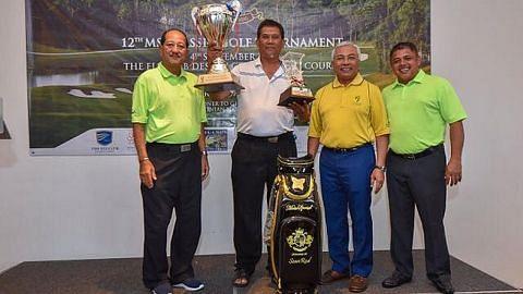 Rancangan perluas kejohanan golf MS Classic