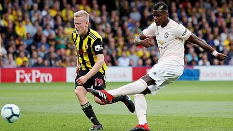 Masa depan Pogba di Man Utd masih jadi tanda tanya