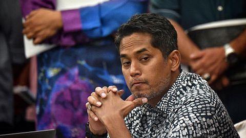 Khairy: Dua pemimpin tinggalkan Umno dek kerjasama dengan PAS