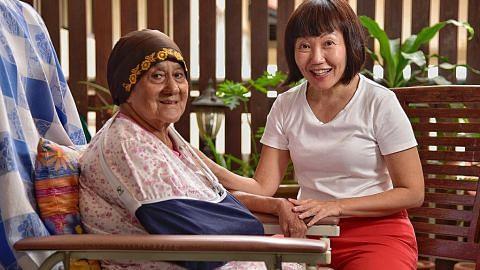 Penggiat teater mahu kongsi pengalaman jaga ibu alami dememsia