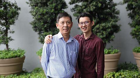 Bapa terima pemindahan hati anak walau jenis darah berbeza