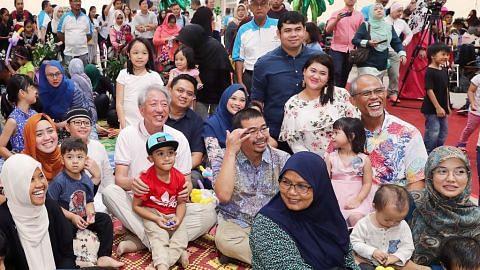 M3 gembleng tenaga relawan karyawan bagi manfaat masyarakat