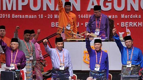 Zahid: Umno kekal bagi orang Melayu saja