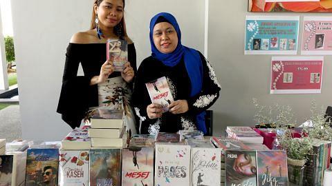Karya Melayu di 'Novel Korner'