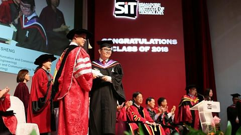 Alumni SIT diberi kredit $2,000 sertai kursus, galak belajar sepanjang hayat