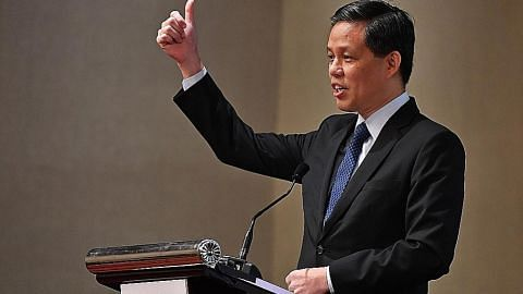 Chun Sing kongsi strategi bagi masa depan ekon S'pura