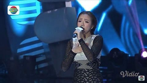 Maia Lee nyanyi lagu gabung bahasa Jawa, Mandarin DANGDUT ACADEMY ASIA (D'ACADEMY ASIA) KEEMPAT