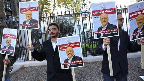 Putera Saudi dakwa Khashoggi berbahaya dalam panggilan dengan Rumah Putih