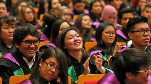 Keputusan GCE 'O' tidak lagi dikira untuk pelajar poly masuk uni autonomi mulai 2020