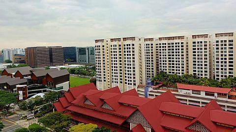Nilai flat Sri Geylang Serai semakin 'berseri'