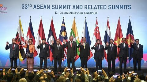 PM Lee: Asean perlu kerjasama luas demi pertumbuhan, kestabilan