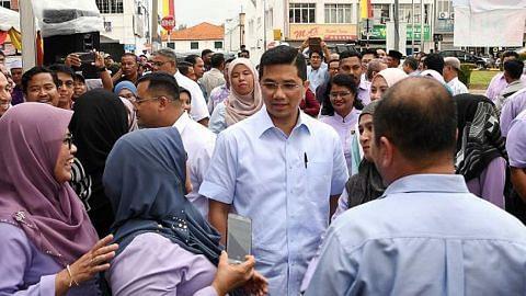 Rafizi sedia terima apa jua keputusan pemilihan PKR