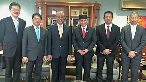 Masagos hadiri mesyuarat Mabims di Brunei