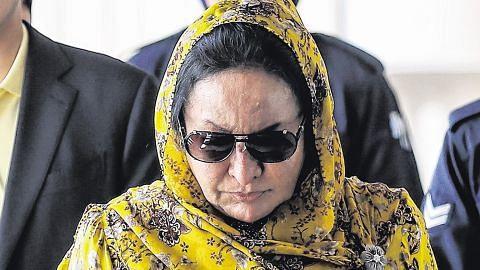 Peguam sahkan Rosmah didakwa lagi hari ini