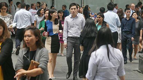 Pasaran buruh bertambah baik sedang ekon kian pulih: MOM SEKILAS BUTIRAN PASARAN BURUH