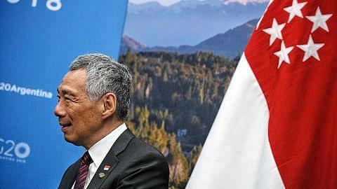 PM Lee: Temuan Trump-Xi diharap wujudkan hubungan lebih baik