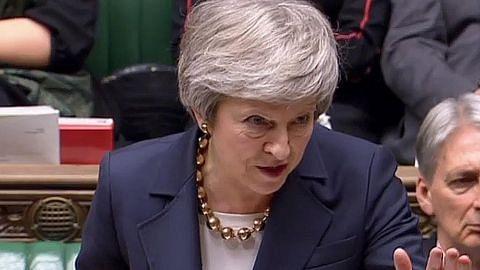 Apa boleh berlaku jika parlimen tolak rancangan Brexit