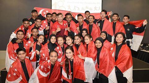 'Kejohanan besar, platform penting bagi promosi sukan'