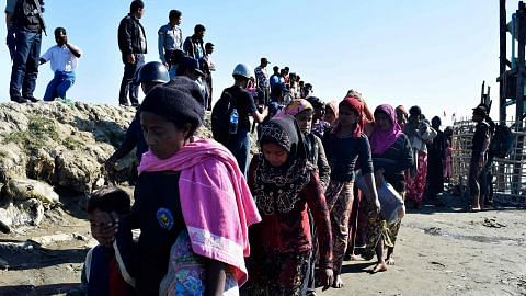 AS sifatkan tindakan Myanmar terhadap kaum Rohingya 'genosid'