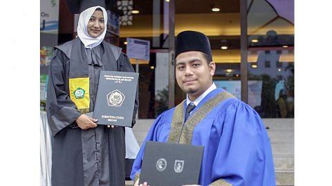 Kejayaan genggam sarjana muda lebih manis kerana perlu imbangi pelbagai tugas