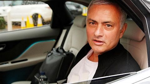 Tiada 'masa tambahan' buat Mourinho di Old Trafford